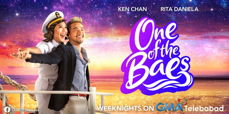 ONE OF THE BAES | RitKen First Primetime Soap Sets Sail