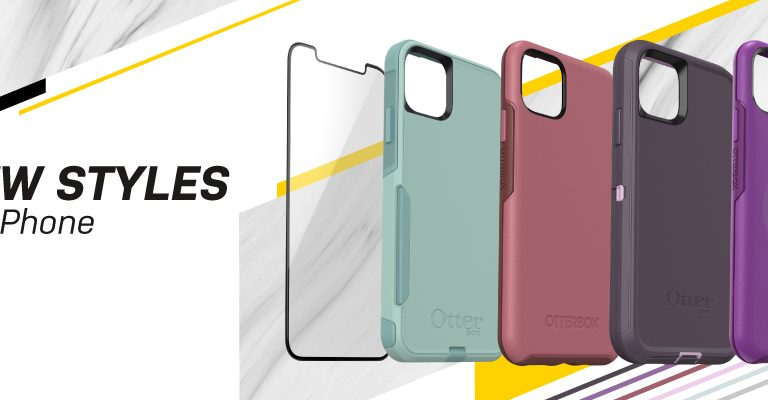 OtterBox Unveils Full Line Up for Apple iPhone 11, iPhone 11 Pro and Pro Max