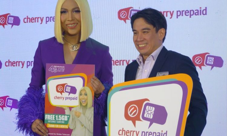 Vice Ganda Says New Cherry Prepaid Promos Bring The Most Value for Filipinos Hard-Earned Money