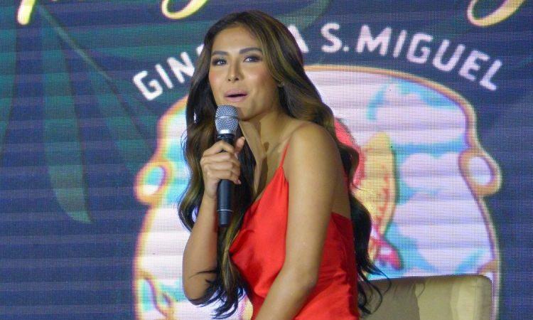 Actress Sanya Lopez is Ginebra San Miguel's 2020 Calendar Girl