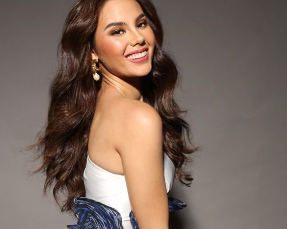 Miss Universe Catriona Gray Finds Ways to Reach Greater Heights