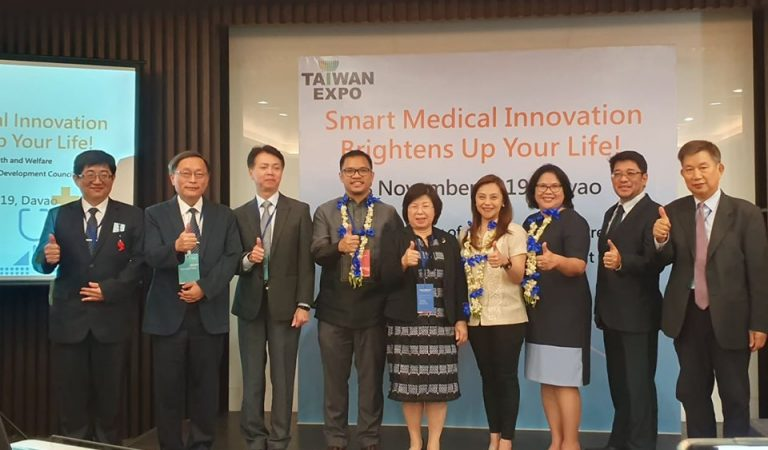 Davao City Encounters Smart Medical Innovation From Taiwan