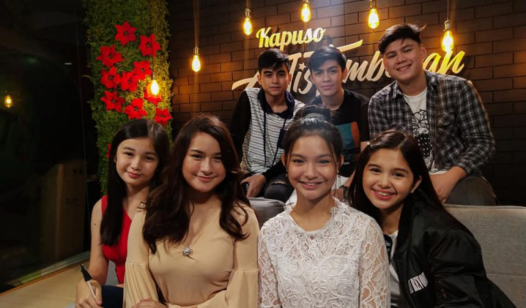 GMA Afternoon Prime's Prima Donnas Teen Cast – NAGLAGLAGAN
