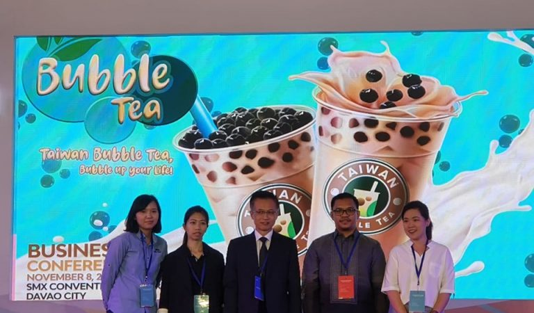 Taiwan Bubble Tea Craze Takes Over Davao City