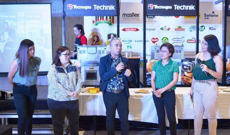 Tecnogas Philippines Awards Its First-Ever Kitchen Superstars