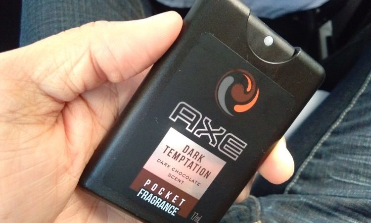 Smell Fresh, Stay Ready with the New Axe Pocket Perfume