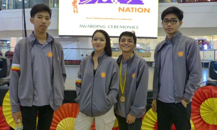 IMAGINENATION | Winners of the 52nd Shell National Students Art Competition