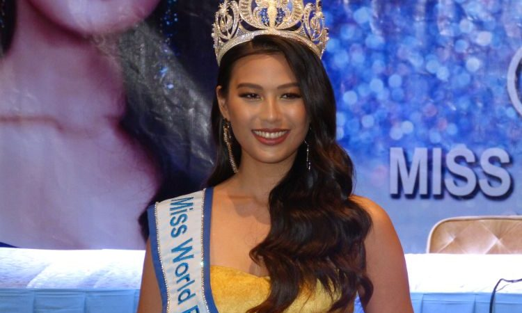 Michelle Dee Gears Up For Miss World 2019, Eyes 2nd PH Crown