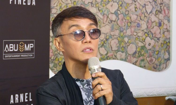 ARNEL PINEDA All Set For a Post-Valentine Rock Concert in Manila