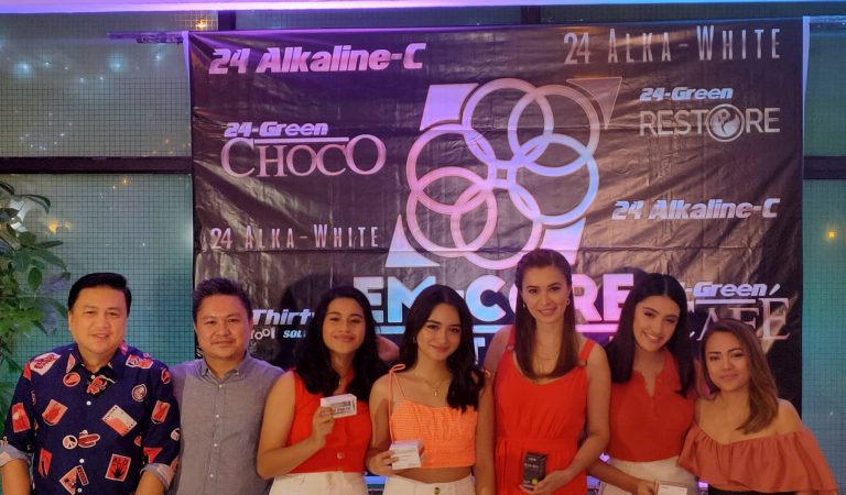 Sunshine Cruz, Daughters are New EM-CORE DOTNET Brand Ambassadors