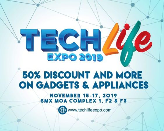 50% OFF on Gadgets and Appliances at TechLife Expo 2019