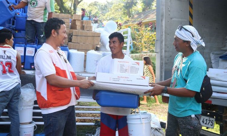 World Vision Launches Post-Earthquake Relief Operations in Mindanao