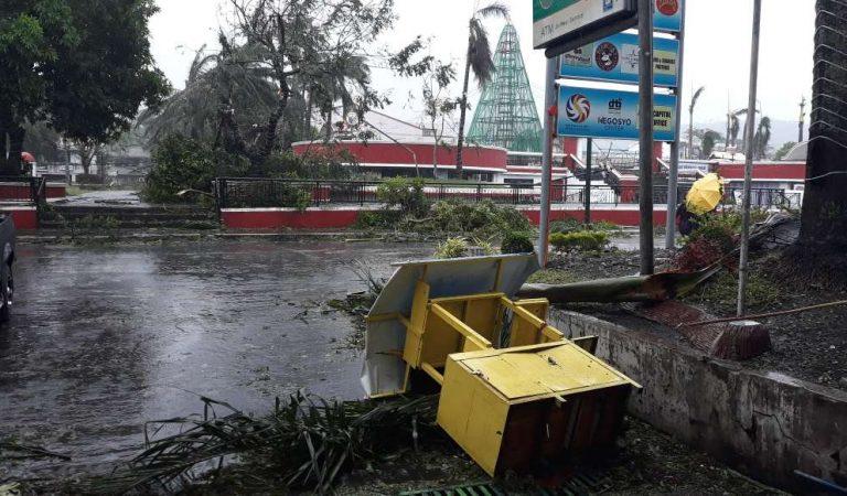 Typhoon Kammuri To Affect 14 Million Children in the Philippines