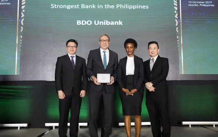 BDO is the Strongest Bank in the Philippines According to The Asian Banker