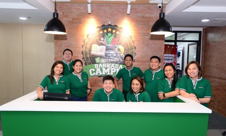 Greenwich Pizza Opens Its New Learning Center in Kapitolyo Pasig