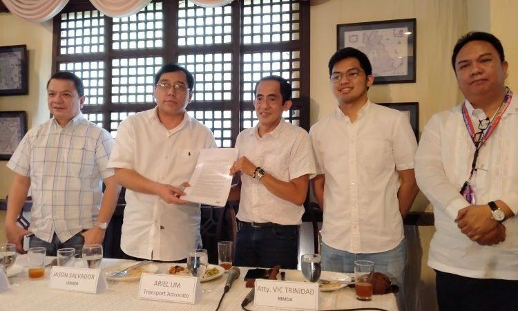 MMDA To Apprehend Non-Angkas Motorcycle Taxi in Mega Manila