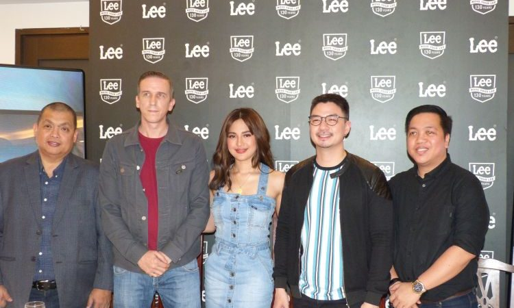 Julie Anne San Jose is the New Lee Jeans Female Style Icon
