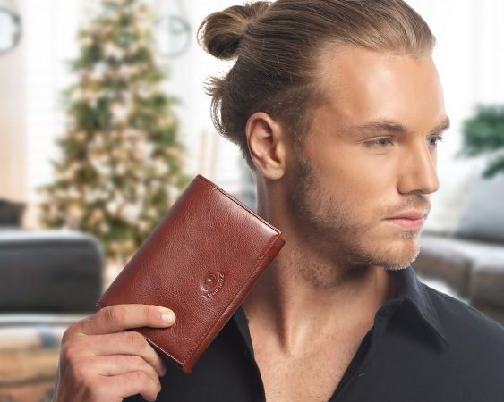 Show Some Love This Christmas with McJim Classic Leather