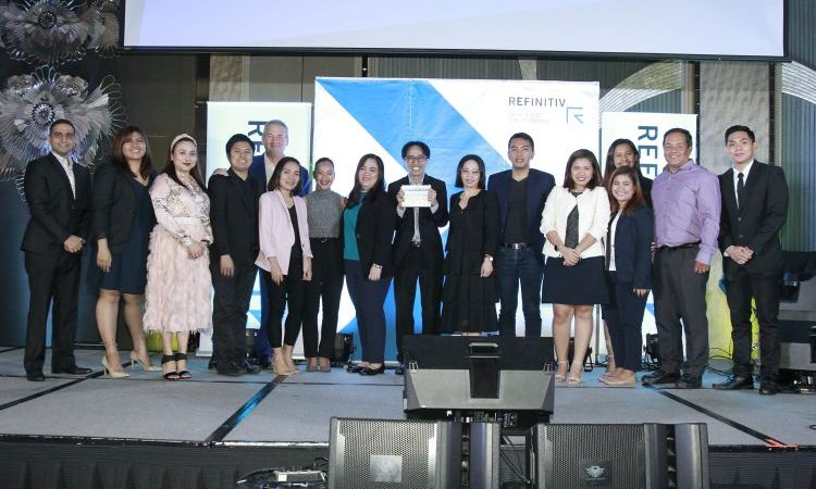 Refinitiv Philippines Awards Outstanding Employees During its Year One Celebration