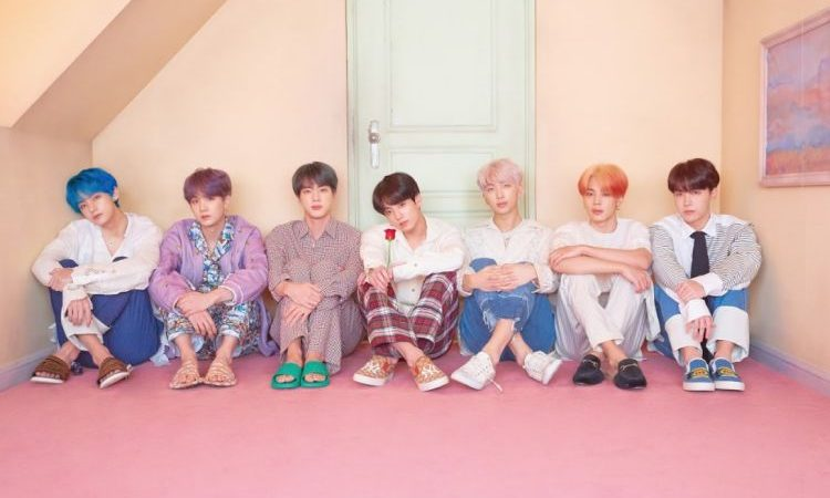 BTS is the Most Streamed K-Pop Artist Globally and in the Philippines