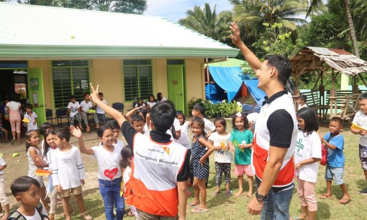 Marc Nelson and JJ Dolor Appeals For More Help For Quake-Hit Cotabato