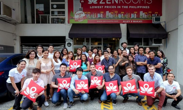 ZEN Rooms Moves its Headquarters to the Philippines
