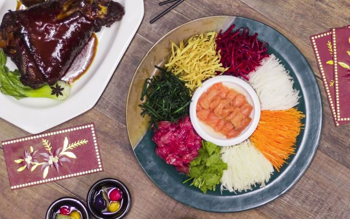 F1 Hotel Manila Welcomes The Year of the Metal Rat with a Bountiful Feast