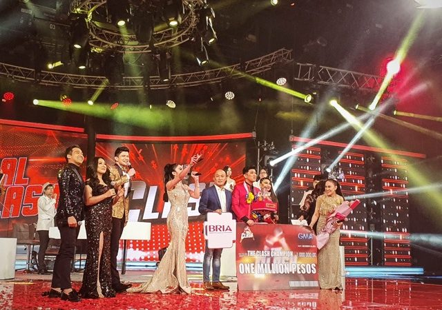 The Clash Season 2 Champion Jeremiah Tiangco Wins a BRIA Homes House and Lot