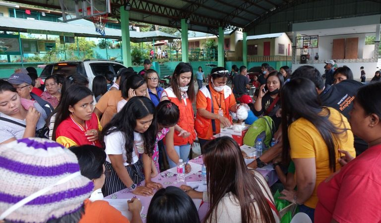 World Vision Calls for Donation For Communities Affected by Taal Volcano Eruption
