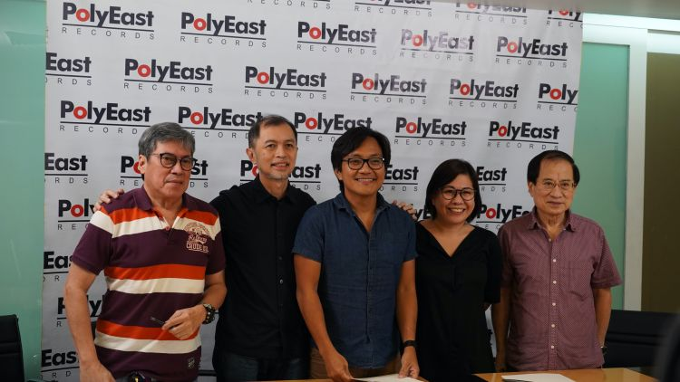 OPM Rock Icon EBE DANCEL Makes a Comeback