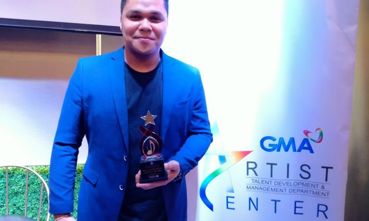Kapuso Soul Balladeer Garrett Bolden Unlocks First Major Achievement