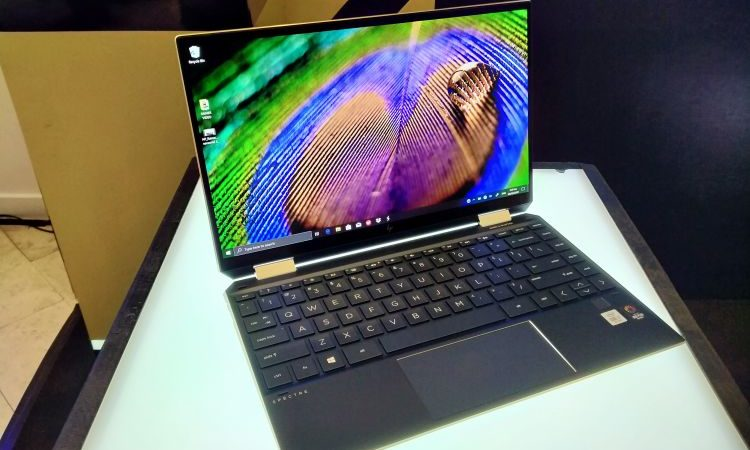 HP Spectre x360 (2020) | The World's Smallest 4K OLED Business Convertible Laptop