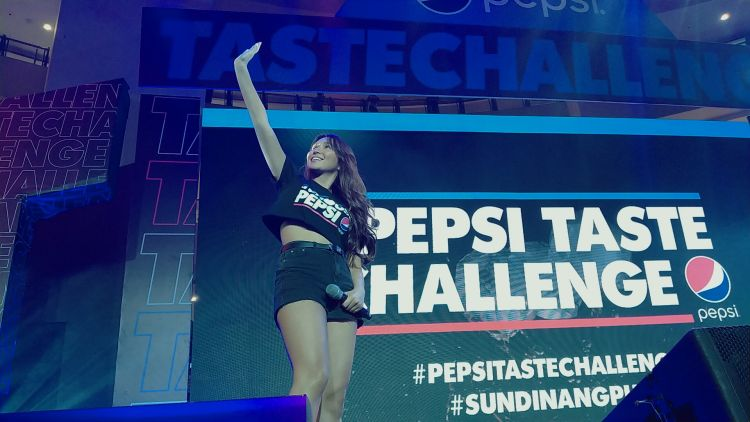 Kathryn Bernardo Finally Joins The Pepsi Family