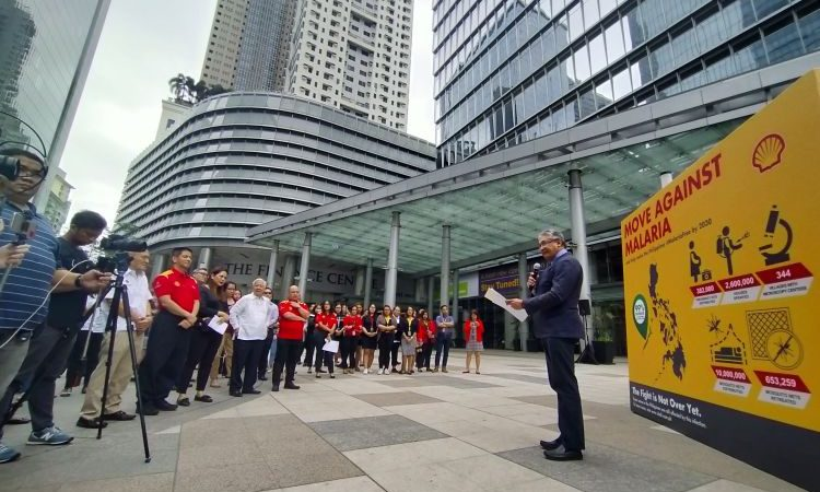 Pilipinas Shell Foundation Celebrates Win Over Malaria But The Fight Continues