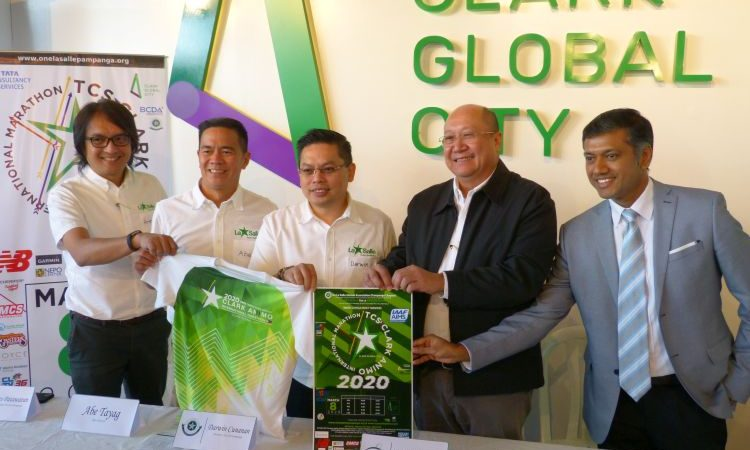 Clark Global City All Set For The 2020 TCS Clark Animo International Marathon
