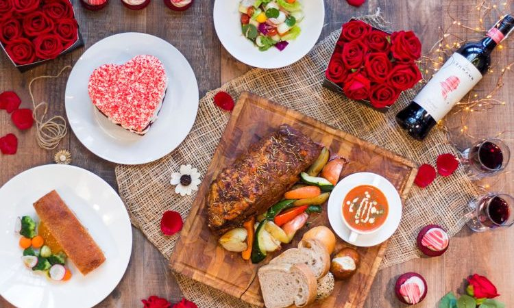 Savor The Love on Valentine's Day at F1 Hotel Manila