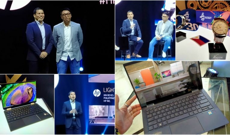 HP Introduces World's Lightest and Smallest Business Convertible Laptops