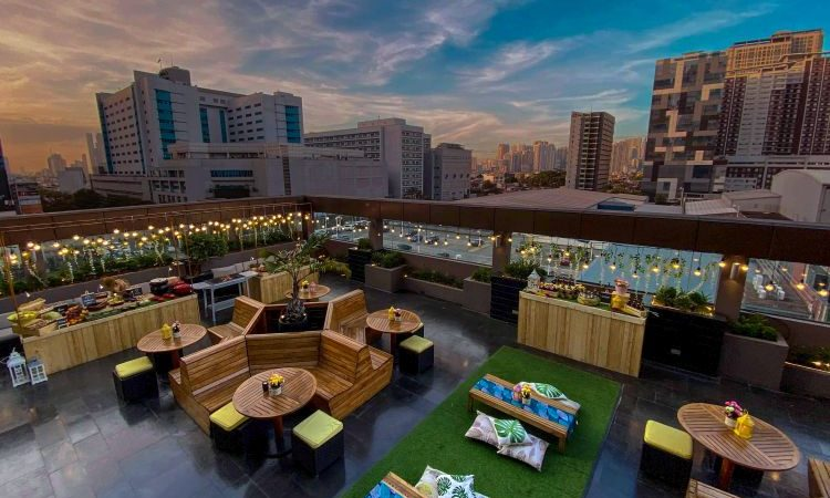 Newly Remodeled: The Canary at F1 Hotel Manila is an Oasis in the City