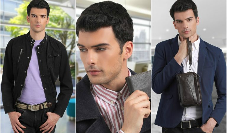 How To Be Confident at Work with McJim Classic Leather Accessories