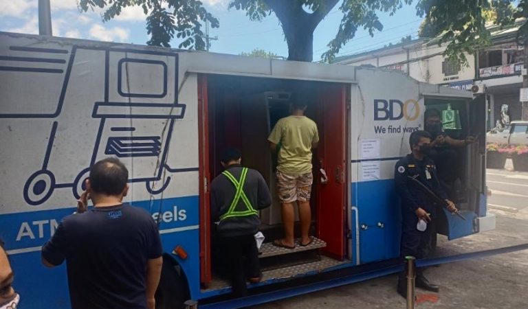 On A Roll! BDO ATM on Wheels Reaches The Far North of Metro Manila