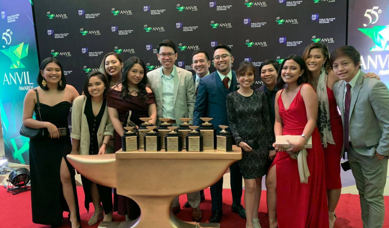 Comm&Sense, ROAR Wins 9 Honors at the 55th Anvil Awards