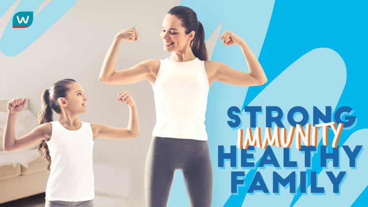 Healthier & Stronger: Immunity Tips For Your Family