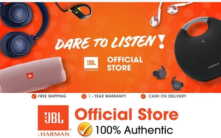 Shopee Showcases Discounted JBL Headphones That Makes Workout More Fun