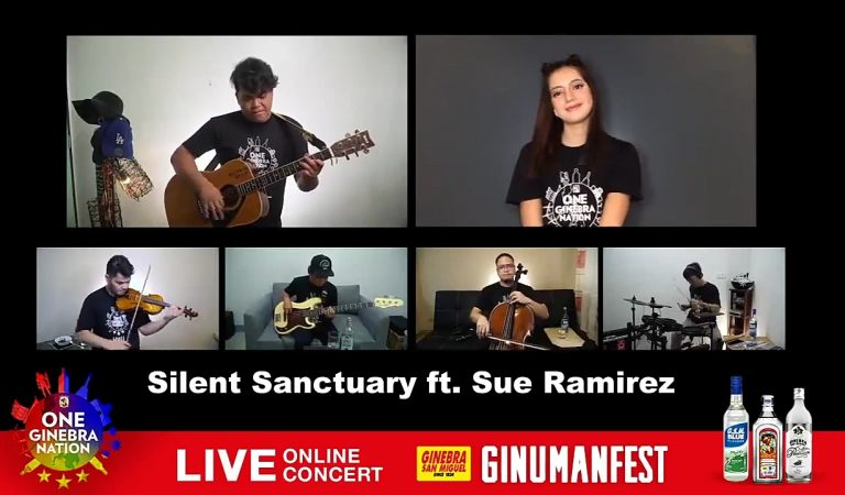 One Ginebra Nation 2020 Features First Ginumanfest Live Online Concert To Honor Frontliners