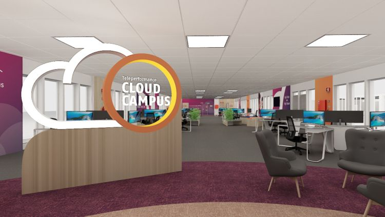 Teleperformance Cloud Campus Revolutionizes the Work-at-Home Environment