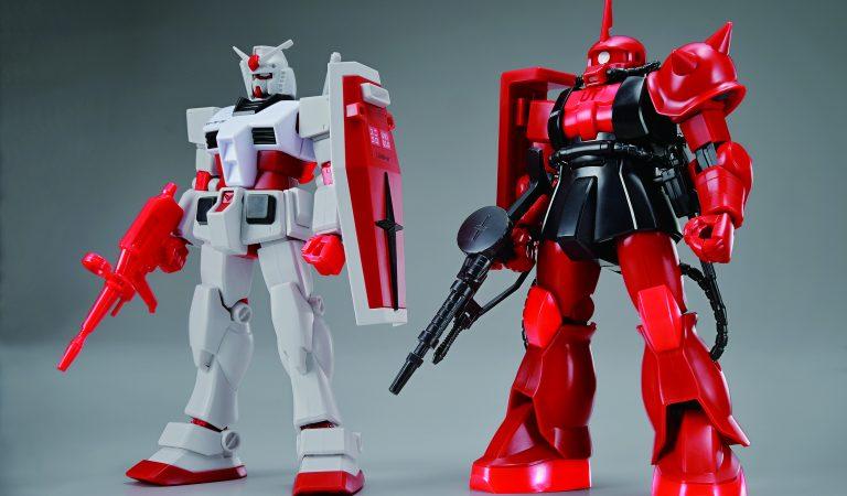 Get 1 Original Mobile Suit Gunpla For Every Two Gundam 40th Anniversary UT at UNIQLO