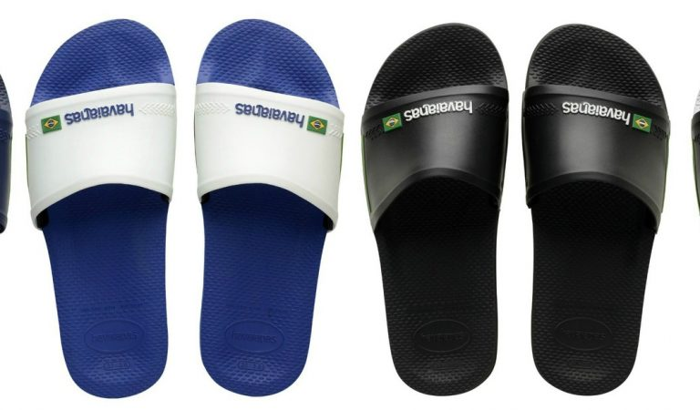 Stay-At-Home Comfort and Style with Havaianas Slide Brasil Flip Flops – Now On Shopee