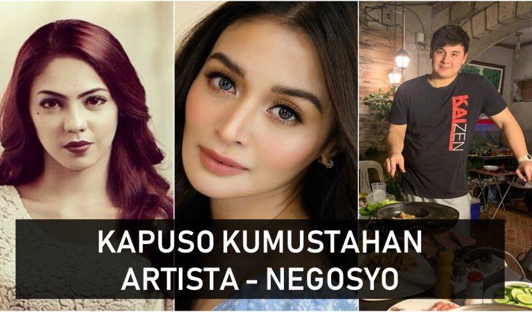 Artista-Negosyante Stories | Kapuso Stars Kris Bernal, Vaness Del Moral and Matt Lozano