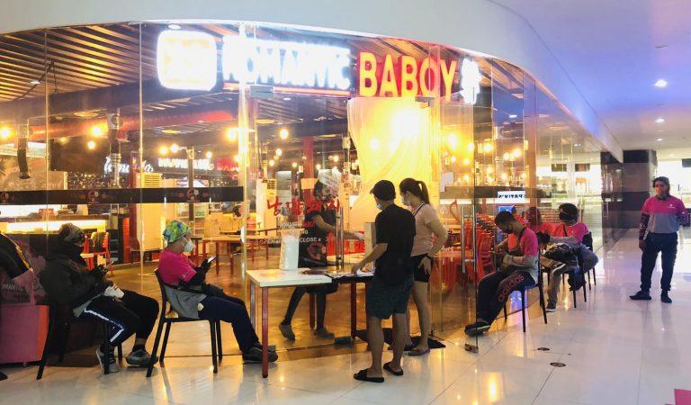 LOOK: More Stores Now Open in Araneta City