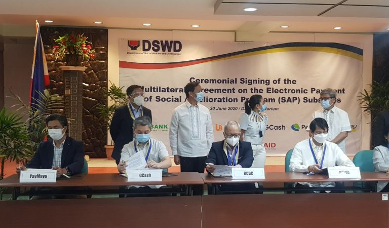 GCash Starts Registering Recipients to Disburse SAP Second Tranche